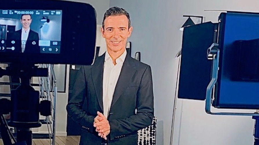 Philippe takacs Visio conference entrepreneur